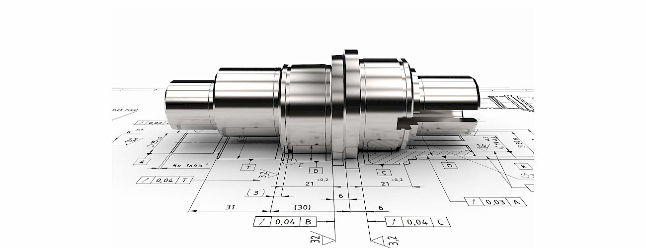 MDESIGN shaft: Calculation and optimization of shafts according to DIN 743
