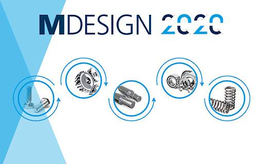MDESIGN 2020 is available! New tools, improved features and an easy handling.