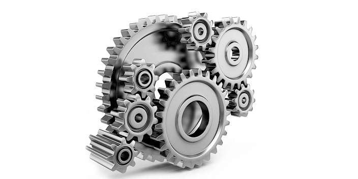 MDESIGN gearbox: Calculate and recalculate spur-, planetary-, and bevel gears