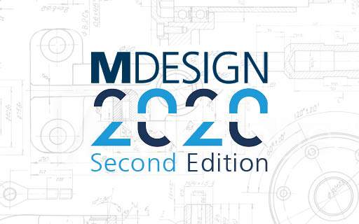 Updated version with new features | MDESIGN 2020 Second Edition
